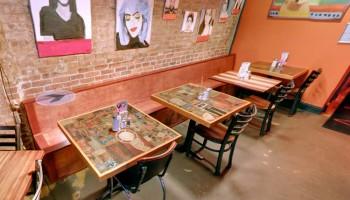 Tables - Julians Restaurant